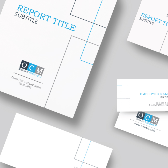 OCM Market Research Rebrand - MC CREATIVE - Mollie E. Coons